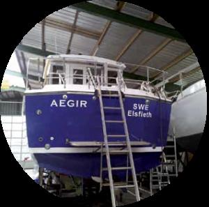 Boatwrap sidste detaljer